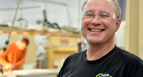Siewert Cabinet Owner Rick Siewert