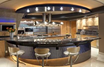 Siewert Cabinet featured in Kitchen Trends